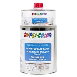 Whiteboard-Farbe L 1 Liter für eine Fläche von 6 m², weiß oder transparent, nicht magnetisch!