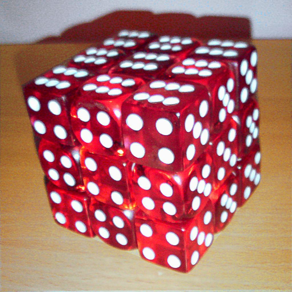 c7ea76c4a52 Ik heb met jullie magneten een volledig functionerende nabootsing van Rubiks  kubus gebouwd.