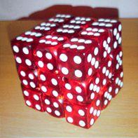 Versión magnética del cubo mágico