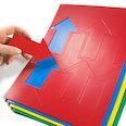 voor whiteboards & planborden, 8 symbolen per A4-blad, in verschillende kleuren