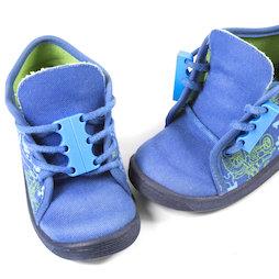 M-ZUB-01, Zubits® S, magnetische schoenveters, voor kinderen & senioren, in verschillende kleuren