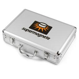 Z-10, Macho-set, Koffer met 40 supermagneten