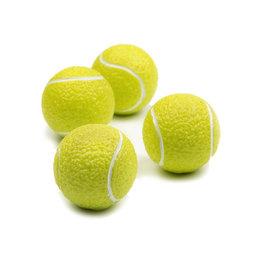 LIV-46, Grand Slam, decomagneten in de vorm van een tennisbal, set van 4