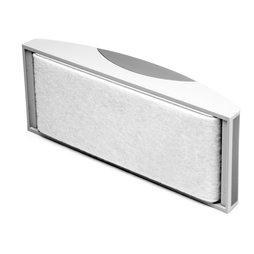 BA-010A, Whiteboardwisser magnetisch, hoog absorptievermogen, vlies uitwisselbaar